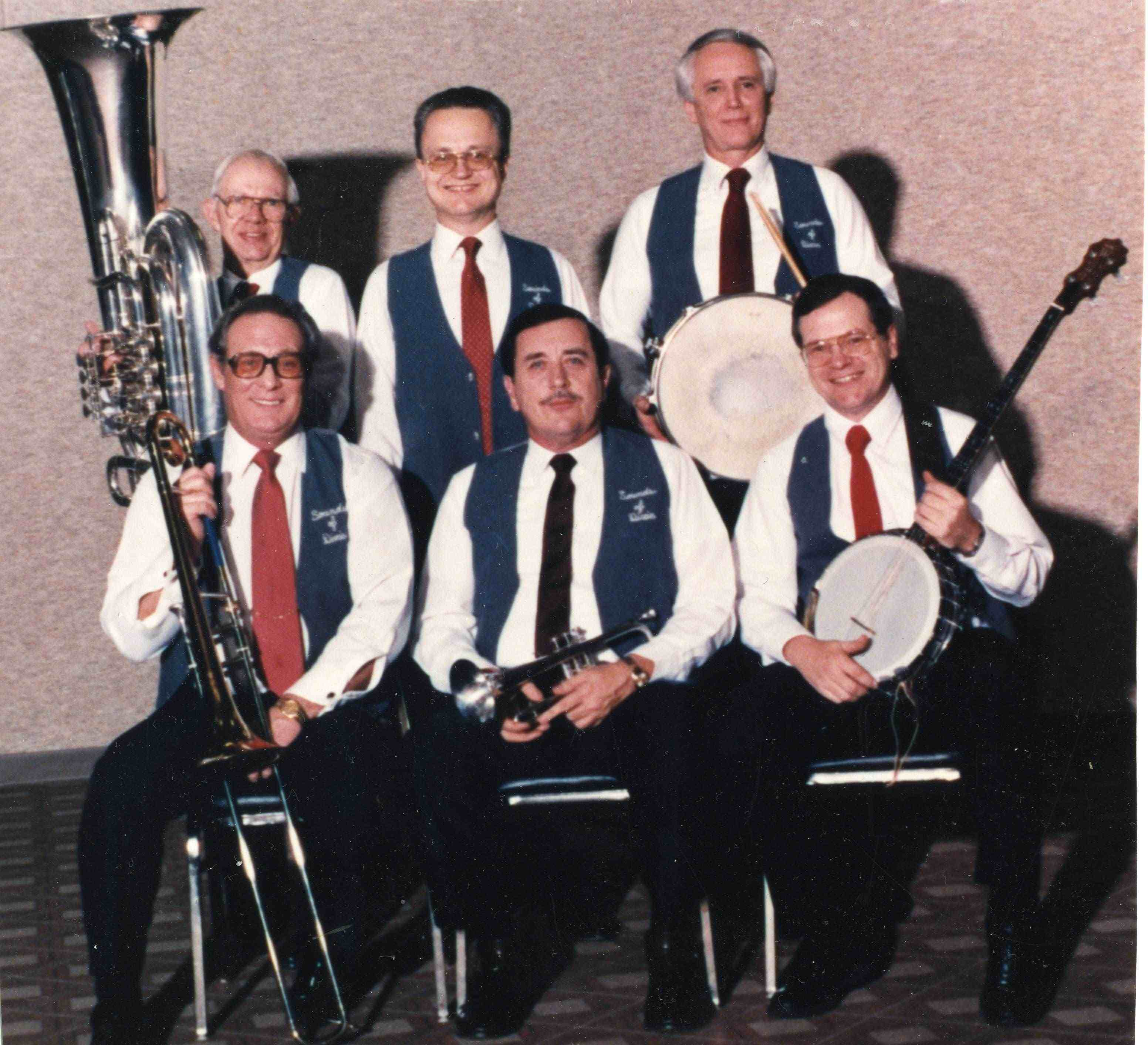 The Sounds of Dixie Jazz Band
